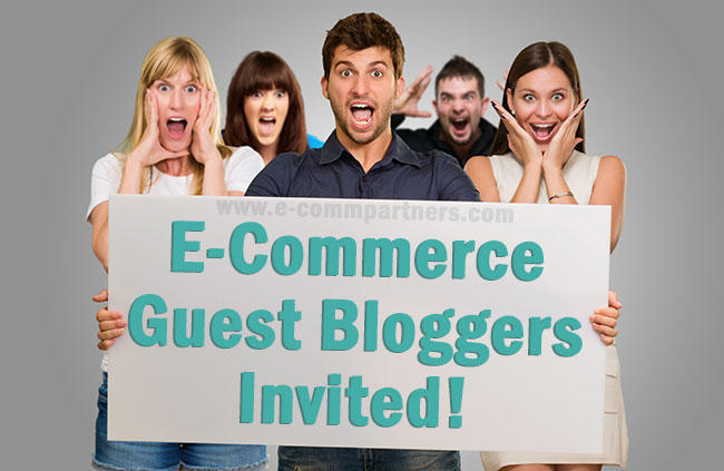 Guest Post E commerce blog